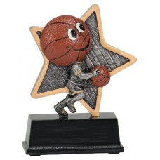 5 inch Basketball Little Pal Resin